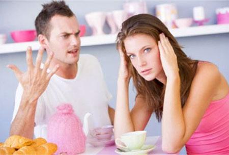 Која е најголемата причина за кавги меѓу партнерите?