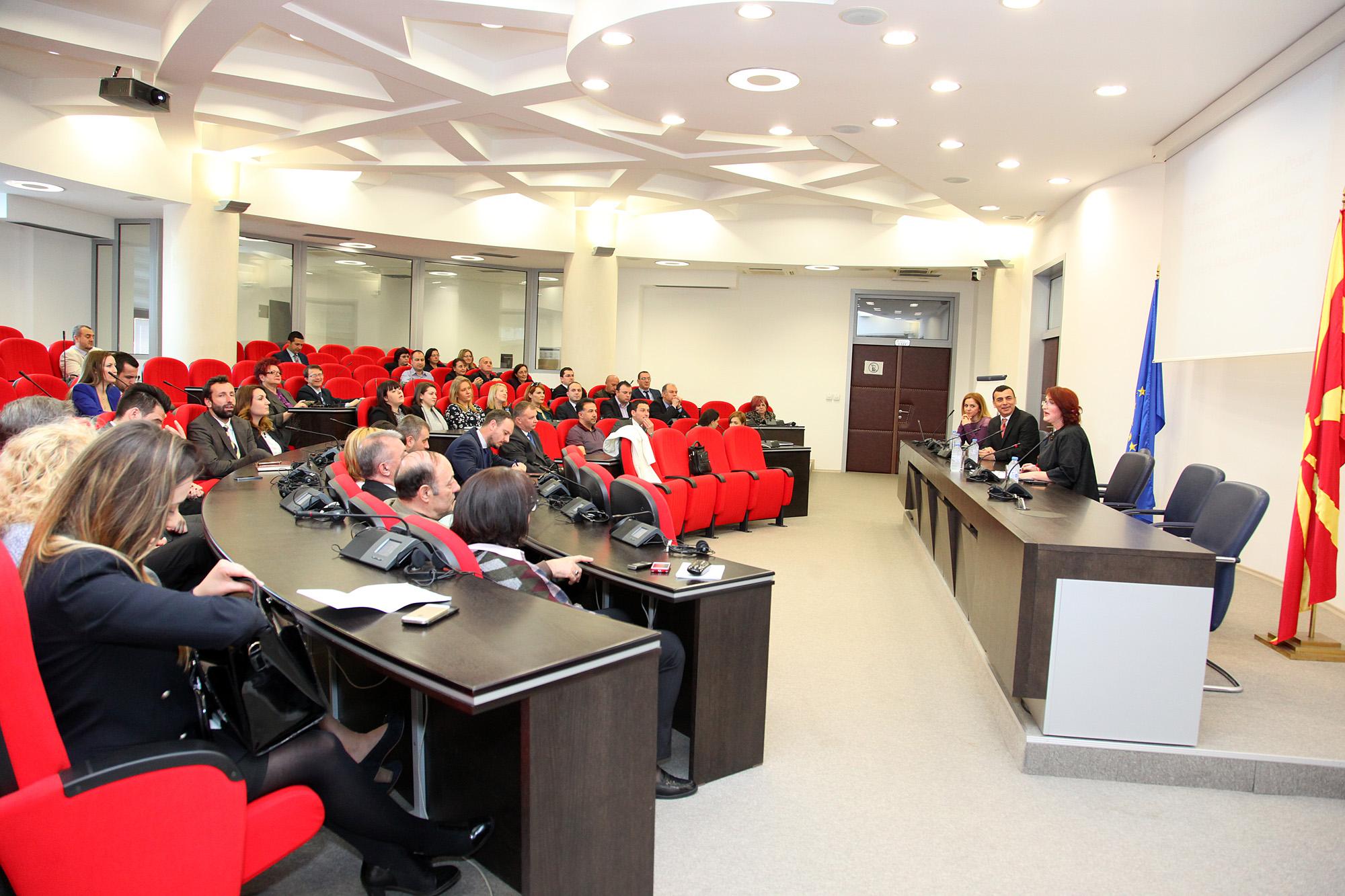 ЕГЕ Универзитетот во Измир со награда за Попоски