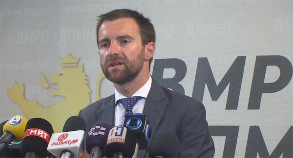 Димовски: СДСМ не ги осуди своите членови кои посакаа да се повтори Куманово