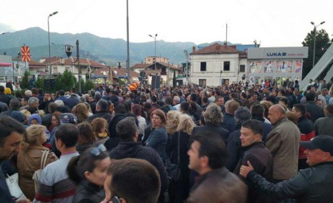 Илјадници прилепчани дадоа поддршка за избори на 5-ти јуни (ФОТО)