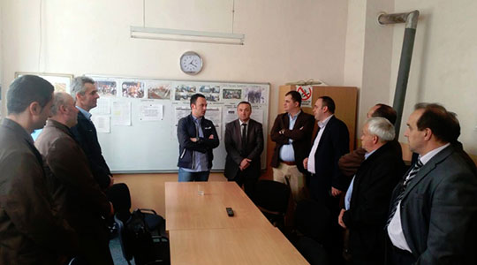 Училиштето во Скудриње по половина век ќе добие систем за греење