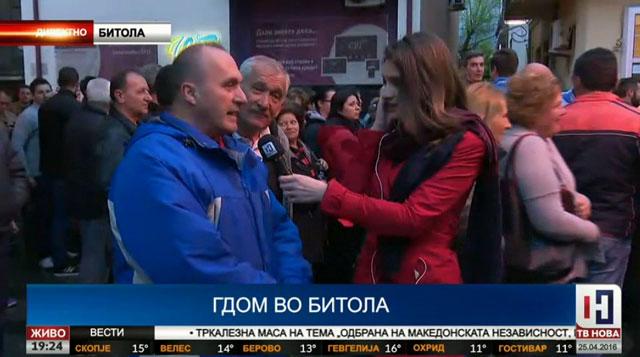 Савевски: Бараме избори на 5. јуни