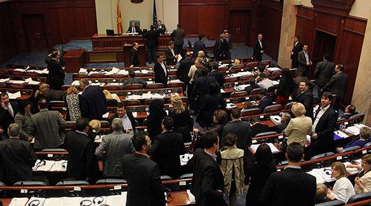 СДСМ бара итна седница за констатирање на оставките на нивните министри