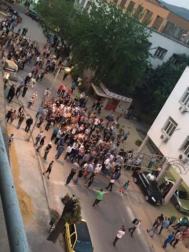 Протест на СДСМ во Велес
