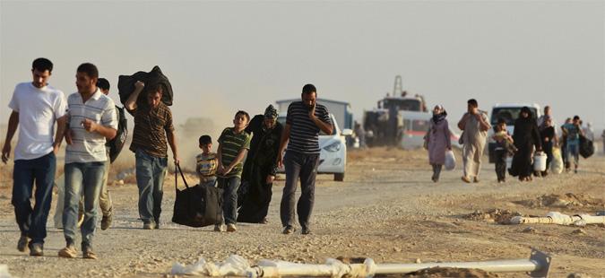 За 48 часа Сирија ја напуштиле 30.000 луѓе