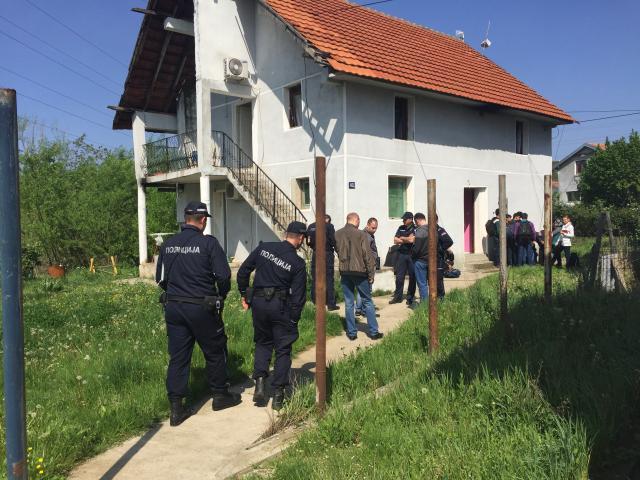 Заврши мигрантската драма во Белград: Полицијата ги однесе мигрантите