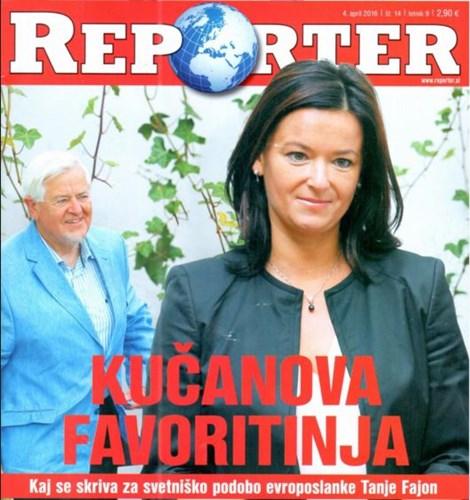 Запознајте ја Тања Фајон: Противник на македонските национални интереси