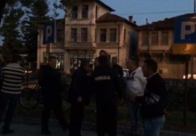 ВИДЕО: Внатрешна пресметка меѓу хулиганите на СДСМ во Битола