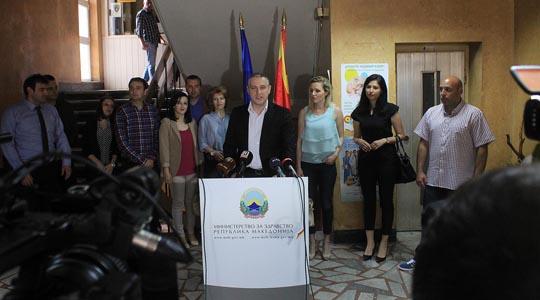 Единаесет доктори на специјализација во Белград и во Загреб