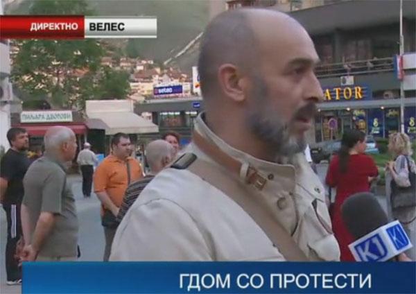 Михајловски: Народот сака да го сочува она што му е изградено до сега