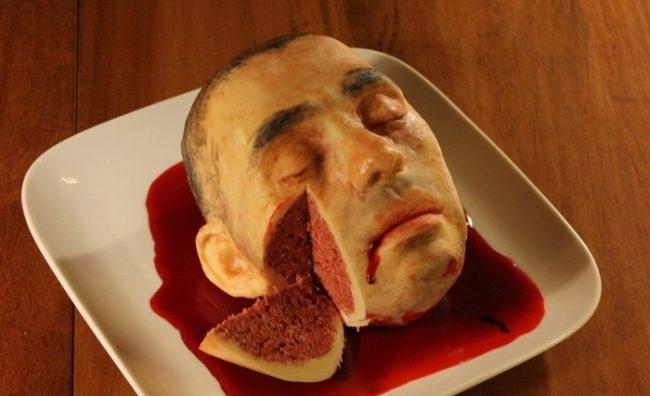 Торти како од најстрашниот кошмар!