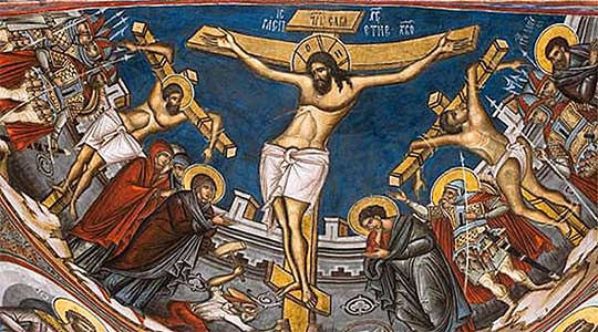 Велики Петок -денот на Христовите страданија