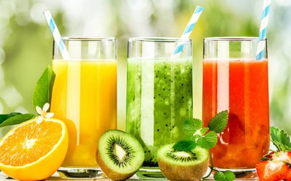 Предностите на природните овошни сокови