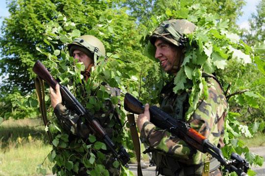 Украина им предложи на Романија и Бугарија да создадат заедничка воена бригада