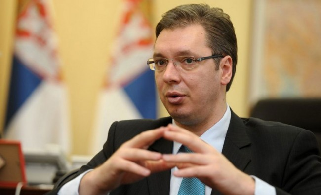 Вучиќ: Србија ќе ја продолжи интеграција кон ЕУ, но ќе работи и со Русија и Кина