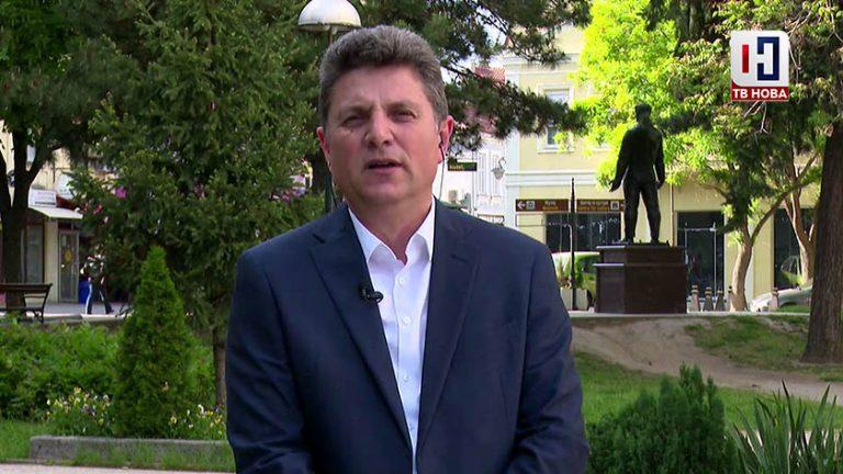 Илиоски: СДСМ може да дејствува само преку криза и насилства