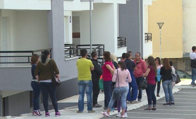 Најсиромашните на протест против самоволието на Ременки