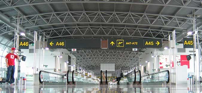 На цариници на аеродромот во Брисел одземено оружјето поради недисциплина