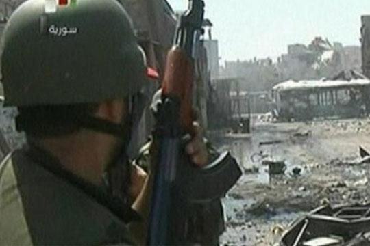 ОН апелира да прекинат воените злосторства во Сирија