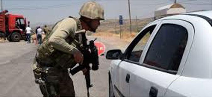 Турските сили за безбедност откриле 200-килограмска бомба во автомобил на ПКК