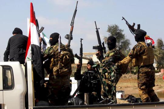 Ирачката армија се подготвува да ја преземе Фалуџа