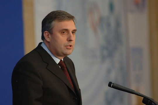 Remarks by the Bulgarian Minister of Foreign Affairs, Ivailo Kalfin