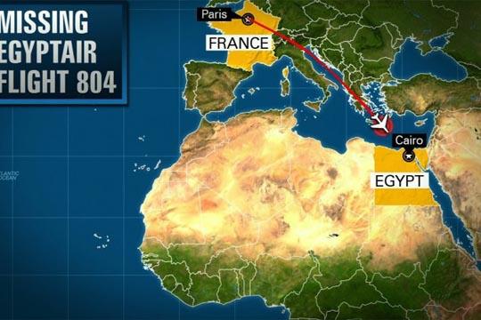 Прелиминарен извештај за падот на египетскиот авион за еден месец