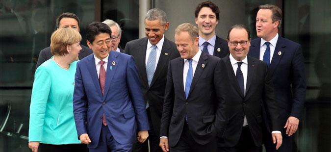 Миграцијата, тероризмот и глобалната безбедност во завршниот документ на самитот на Г-7 во Јапонија