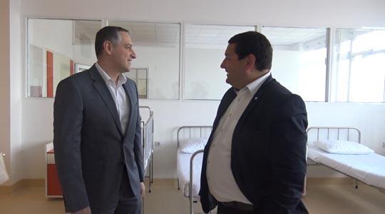 Тодоров: До септември комплетно ќе биде реновирана Прилепската болница
