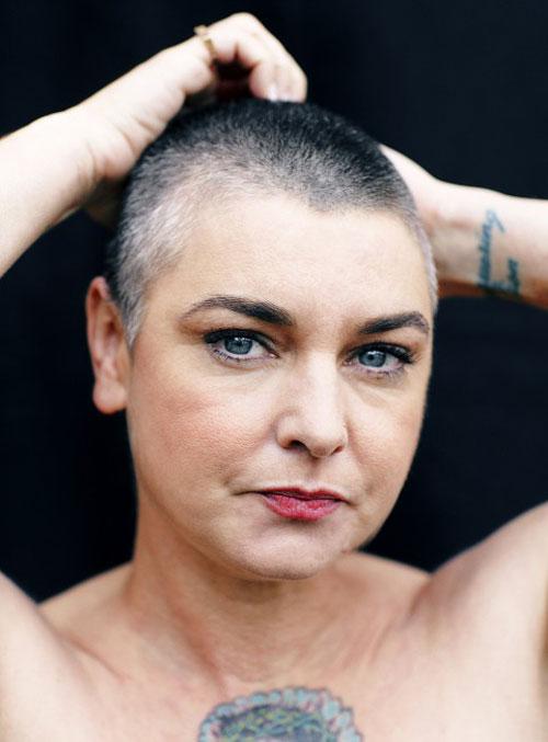 Исчезна пејачката Шинед О'Конор
