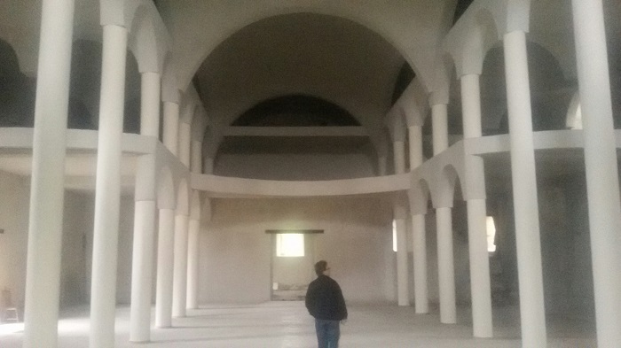 """Завршни активности околу непосредната заштита на црквата """"Свети Илија"""" во Стар Дојран"""