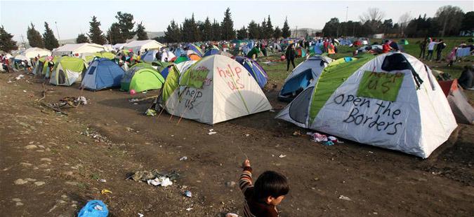 Германска НВО ќе гради прифатен центар за бегалци кај Солун
