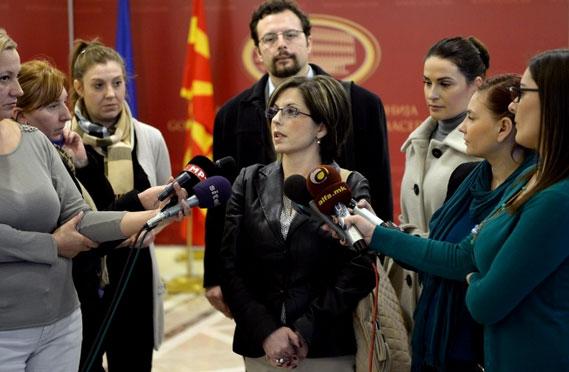 МАН до СДСМ и нивните функционери: Престанете со притисоци и закани кон новинарите