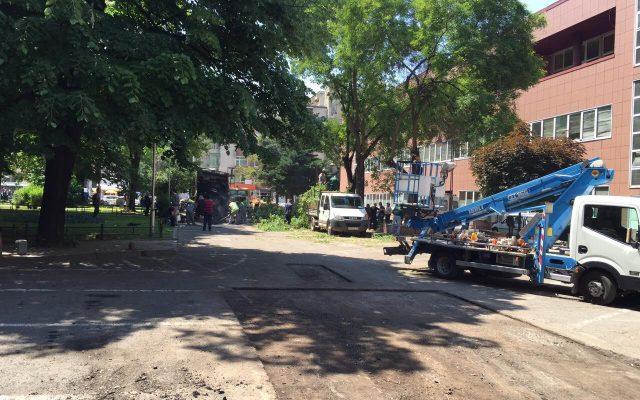 Rekonstrukcija na parking kaj Gradska bolnica (1)