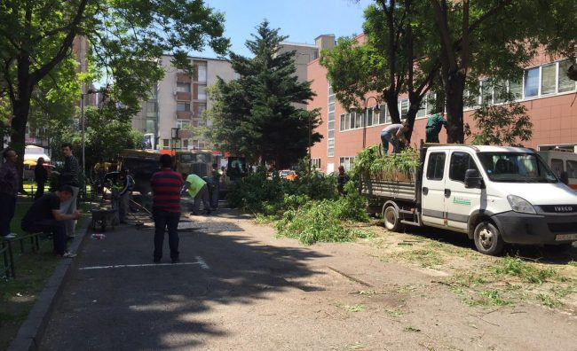 Rekonstrukcija na parking kaj Gradska bolnica (3)