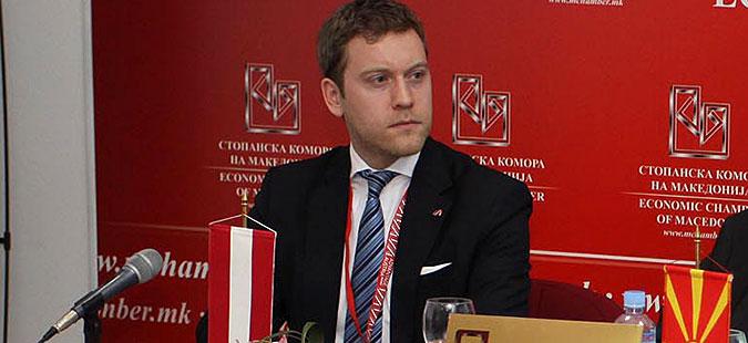 Австриски компании заинтересирани за инвестиции во Македонија