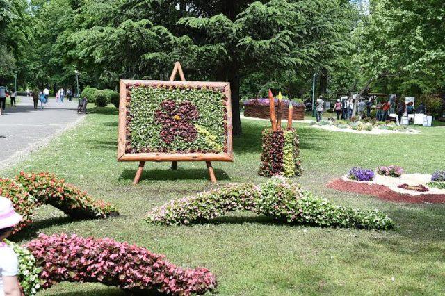 ФОТО: Отворен третиот Скопски цветен фестивал