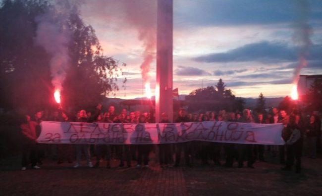 ГДОМ во Делчево: Граѓаните бараат избори и крај на кризата