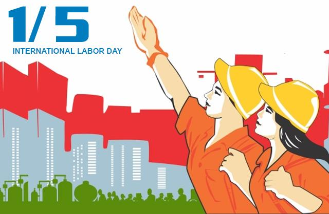 Одбележување на Меѓународниот ден на трудот