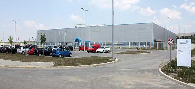 """""""Џонсон Контролс"""" со нова фабрика во Струмица – 1.500 нови вработувања"""