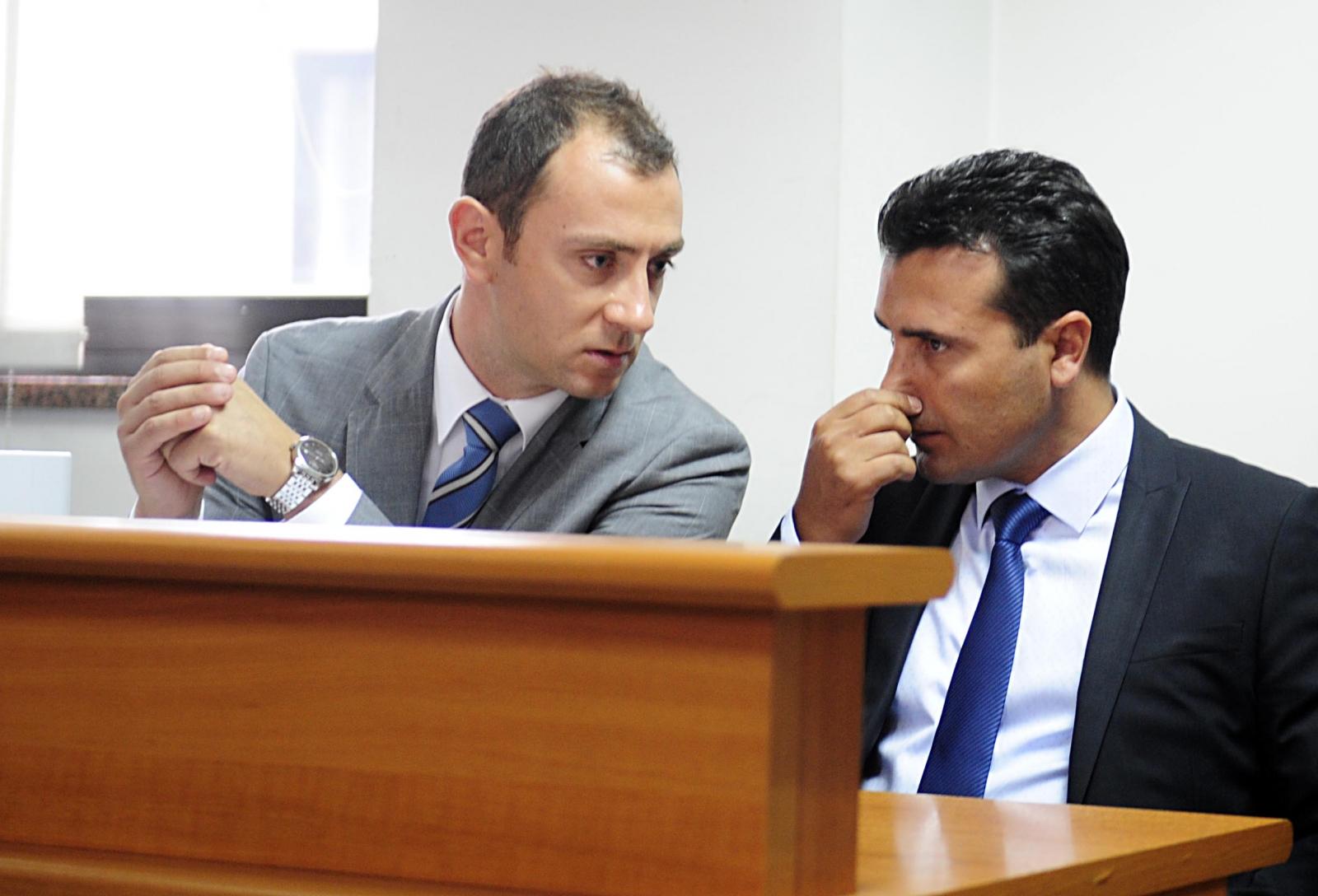 """Анализа на """"Република"""": СДСМ не може без партиски суд"""