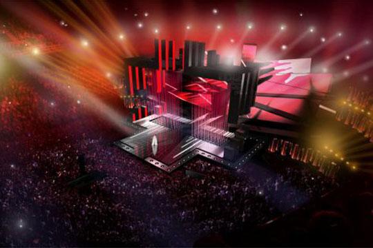 Вечерва финале на Евровизија