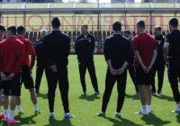 Фудбалската репрезентација до 21 година гостува во Киев
