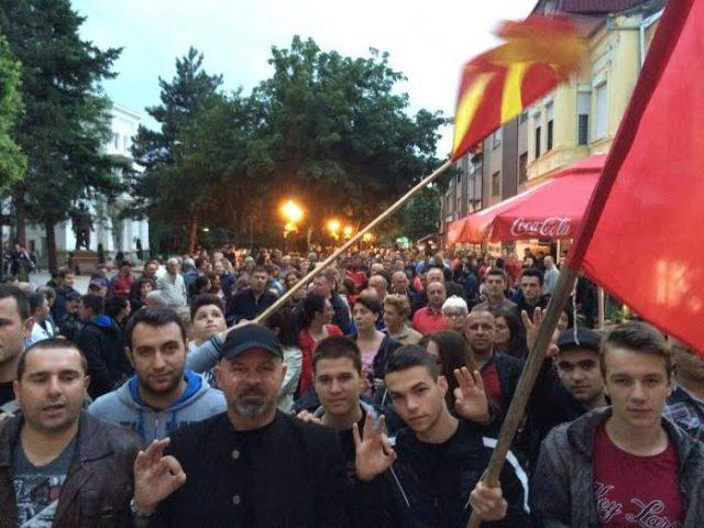 """ФОТО: Битола се крена – """"За Македонија се работи"""""""