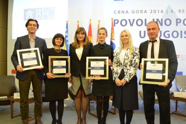 Град Скопје доби сертификат за поволно деловно опкружување