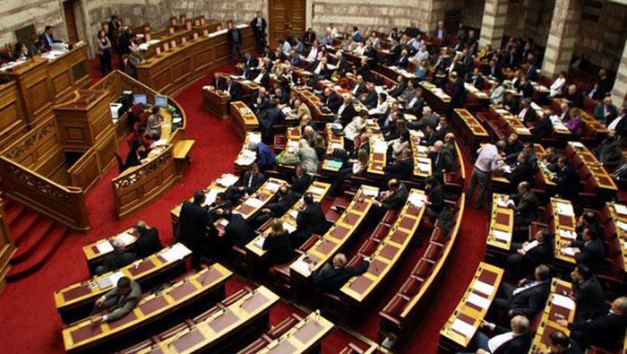 Грчкиот парламент изгласа нови строги мерки за штедење
