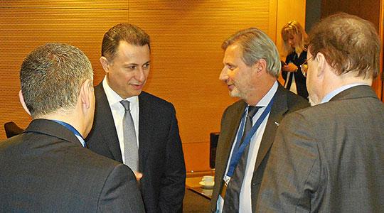 Груевски на прославата на 40. роденден на ЕПП во Луксембург