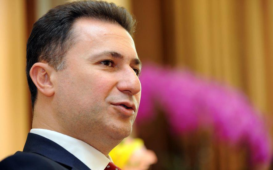 Груевски упати телеграма со сочуство до Оланд и Валс