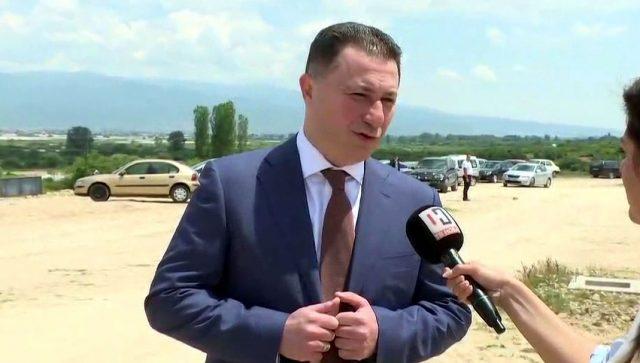 """Груевски: """"Џонсон Контролс"""" е значајна инвестиција за Струмица и поширокиот регион"""