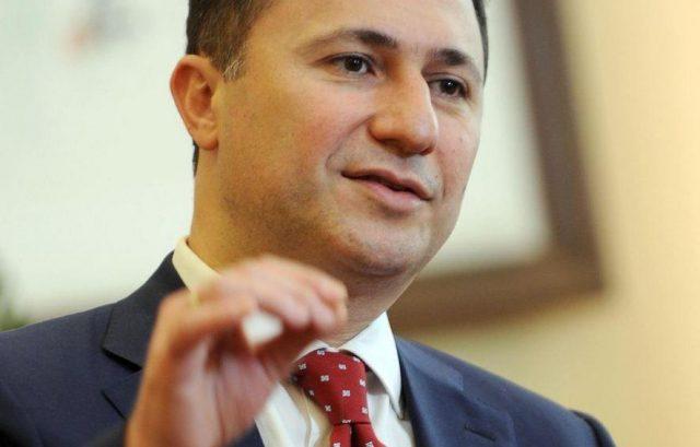 Груевски: Заев губи затоа што политичката битка ја сведе на лична битка, а не на платформа за подобра Македонија